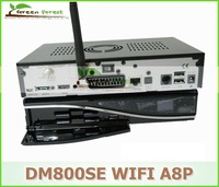 DM800hd se WIFI with Original SIM A8P card Enigma2 , RevD6 motherboard BCM 4505 tuner high quality digital decoder