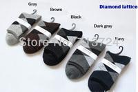 20PCS = 10pairs/lot thick cotton socks high quality men's business casual men's socks long classic men Socks100% cotton socks