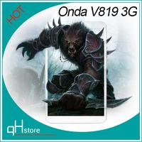 Onda V819 3G  MTK8382 Quad Core 1.3GHz 8 inch IPS Screen Android 4.2 1280*800 3G tablet Phone call mi pad GPS Bluetooth wcdma