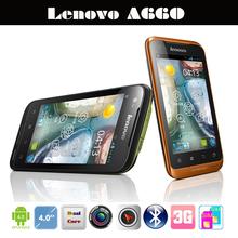 "Freeshipping Original Lenovo A660 IP67 Tri-proof Phone MTK6577 Dual Core 4.0""800*480 Screen Android 4.0 52 LANGUAGE(China (Mainland))"
