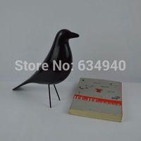 home decor/Wooden Eames house bird-Black/free shipping
