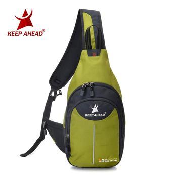 12L HOT Brand man messenger bags sports chest shoulder bags for woman travel korean style waterproof single strap men's bag