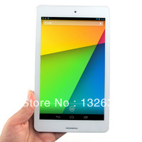 "Free shipping! 7"" IPS 1280*800 Android 4.2 Pad - RK3188 1.7GHz 1GB/16GB WiFi  Miracast Multi-Windows Quad Core Tablet PC"