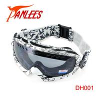 Panlees Double Lens Skiing Snowboard Snow Ski Goggles Anti-fog Coatings Ski Glasses