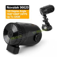 """Mini GS608 1080P Novatek Mini 0801 Car DVR Camera with 1.5"""" TFT Screen +120 Degree Wide Angle + G-sensor +5 Megapixel CMOS C1-2"""