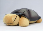 Plush toys tortoise lamp, the baby sleep the music box of partners, children most like turtle lights Free shipping(China (Mainland))