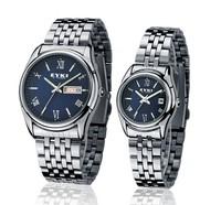 New Arrival Fashion Elegant Eyki Brand Wrist Calendar watches lovers men women Luminous Top Quality Free shipping