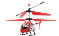 In Stock! Fashion 3.5 Channel I/R Aluminium Alloy RC Helicopter With Gyro Shatter Resistant gifts for men and kids