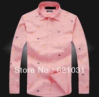 Free Shipping Supernova Sale Brand Autumn Mens Shirt ,Dress Shirts Men Long Sleeve,Men's Fancy Cotton Casual Slim Fit Shirt Men