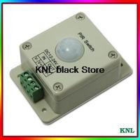 PIR Switch Motion Sensor Switch infrared controller for Lighting Light Ceiling Wall, DC12V-24V, free shipping