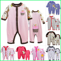 Carters Carter's & Kamacar & other's brand,baby boy & girl cotton rompers,newborn clothing,toddlers jumpsuit overall,size 3M-18M