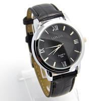 New Arrive Hot Selling High Quality Leather Strap Watch Men Fashion Sports Quartz Wrist Analog Wristwatches OLJ-5