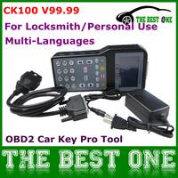 New V99.99 CK100 Key Programmer Work On Many Car CK 100 CK-100 Auto Key Programmer Professional Immobilizer Add Pin Code Service