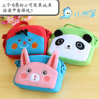 Baby Small Bags Lovely Cartoon Animal Bag Baby Travel Bag Baby Snacks Bag  Soft Cotton Quality  Free Shipping 249