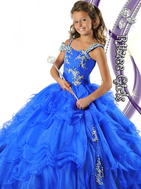 Aliexpress.com: Comprar 2013 nueva lindo vestidos del desfile para ...
