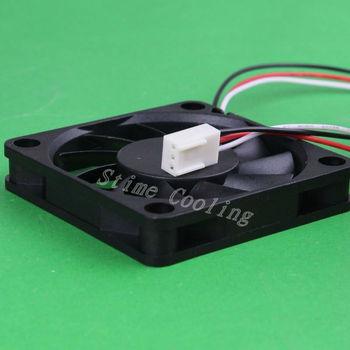 Freight free  6010 200pcs/set DC 12V 3pin 6cm 60x60x10mm Mini Cooling Cooler Fan