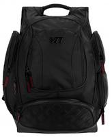 VEEVANfashionable brand black laptop backpacks vintage large capacity multifunctional nylon backpackMBBBP0011107