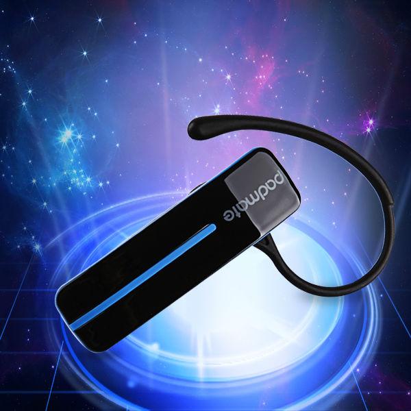 bh151 padmate bluetooth earpiece/headset/headphone reviews best earpiece for samsung iphone htc blackberry(China (Mainland))