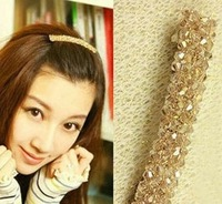 1733 Free shipping minimum order $10 (mixed items) crystal headwear hair Clips barrettes Hairpins hair accessories for woman