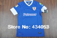 Free shipping2014 New Athletic de Bilbao Club Thailand Quality Soccer Jersey Football Shirt Kits Athletic Bilbao