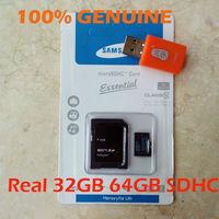 SAMSUNG 64GB 32GB 16GB MICRO SD CARD CLASS 10 MICROSD HC MICROSDHC TF FLASH MEMORY CARD REAL 32 GB 64 GB WITH SD ADAPTER Bulk