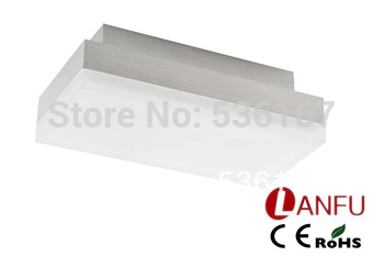 Rectangular ceiling light modern,pure white,home\hotel\bank\supermarket\club\living room\bedroom ceiling lighting fixture