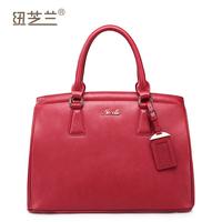2014 autumn cross genuine leather handbag cross-body women's handbag espionage all-match bag NO:1170455