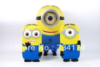 New 2013 phone cover for samsung galaxy Note 3 case Despicable ME 2 cartoon silicon slim soft  Water/dirt/shock proof