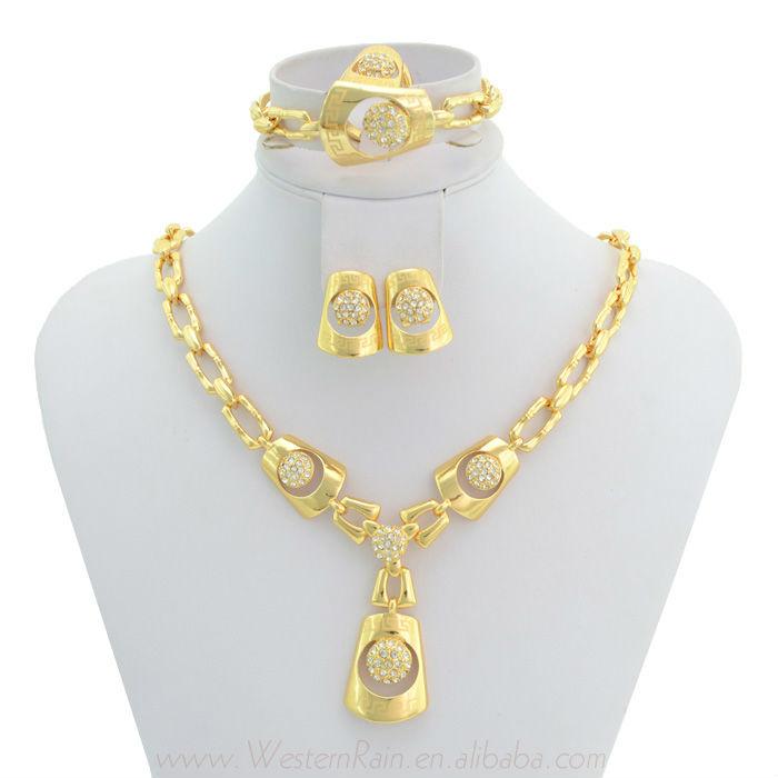 24k Gold Necklace images