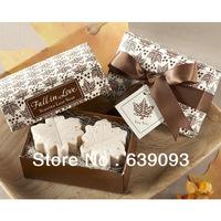 Min Order $10 (mixed order) hot-selling romantic handmake incense bath face  Mini  soap-- Maple Leaf shaped free shipping