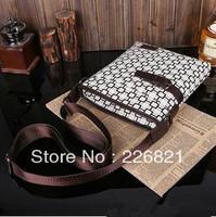 New 2014 men bag PU leather fashion men's travel bag high quality men business bag men messenger bags