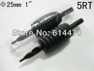 mais novo estéril tatuagem grips descartáveis tubos tamanho 5rt 50pcs/lot fornecedor de equipamentos para tatuagem(China (Mainland))