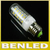 Warm white/ white chandelier lighting E27 5730 LED light 220v SMD5730 12W E27 base LED bulb lamps, 36 leds 5730smd Ultra bright