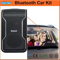 Factory Price Car Electronics Handsfree Bluetooth Car Kit  New Wireless Car Speakerphone Sun Visor Speaker Bluetooth Receiver