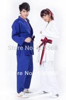 High Quality Kimono Jiu Jitsu100% Cotton Judo Gi Bjj Gi International Standard Martial Arts Uniform Present a Belt Free Shipping