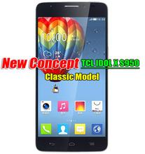 "TCL idol X S950 Idol X  5""IPS1920X1080 MTK6589T 2G ram Android 4.2 Android Phone 13.1 MP Mobile Phone Multi-language Firmware(China (Mainland))"