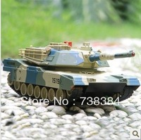 RC Tanks Car infrared M1A3 ABRAMS US TANKS/MJX TOYS 1:24 SCALE More than 12 chanel Hobby tanks/free shipping