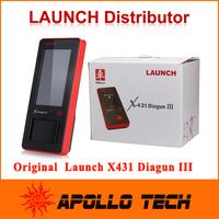 Globle Version Launch X431 Diagun III Update Online 100% Original Launch X431 Diagun3 Diagnostic tool+Gift Autel TS401