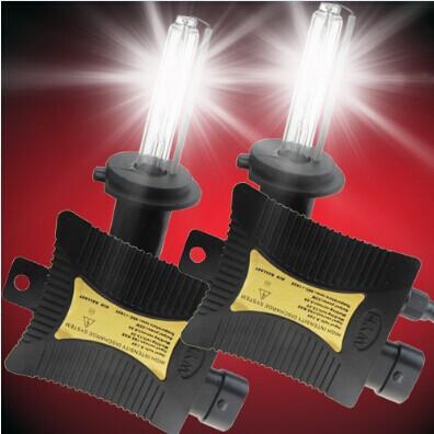 hid xenon kit 12v 55w ballasts single beam Auto headlight car lamp H7 6000k White H1 H3 H8 H4-1 H11 4300k 8000k,10000k,12000k(China (Mainland))