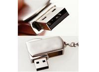 Best quality pen drive 64GB usb flash drive Silver metal USB Flash drive 2.0 Memory PenDrive 64gb, free shipping
