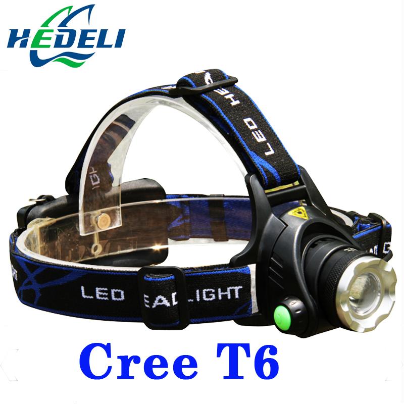 led head light cree Led lantern linterna frontal Head lights lantern(China (Mainland))