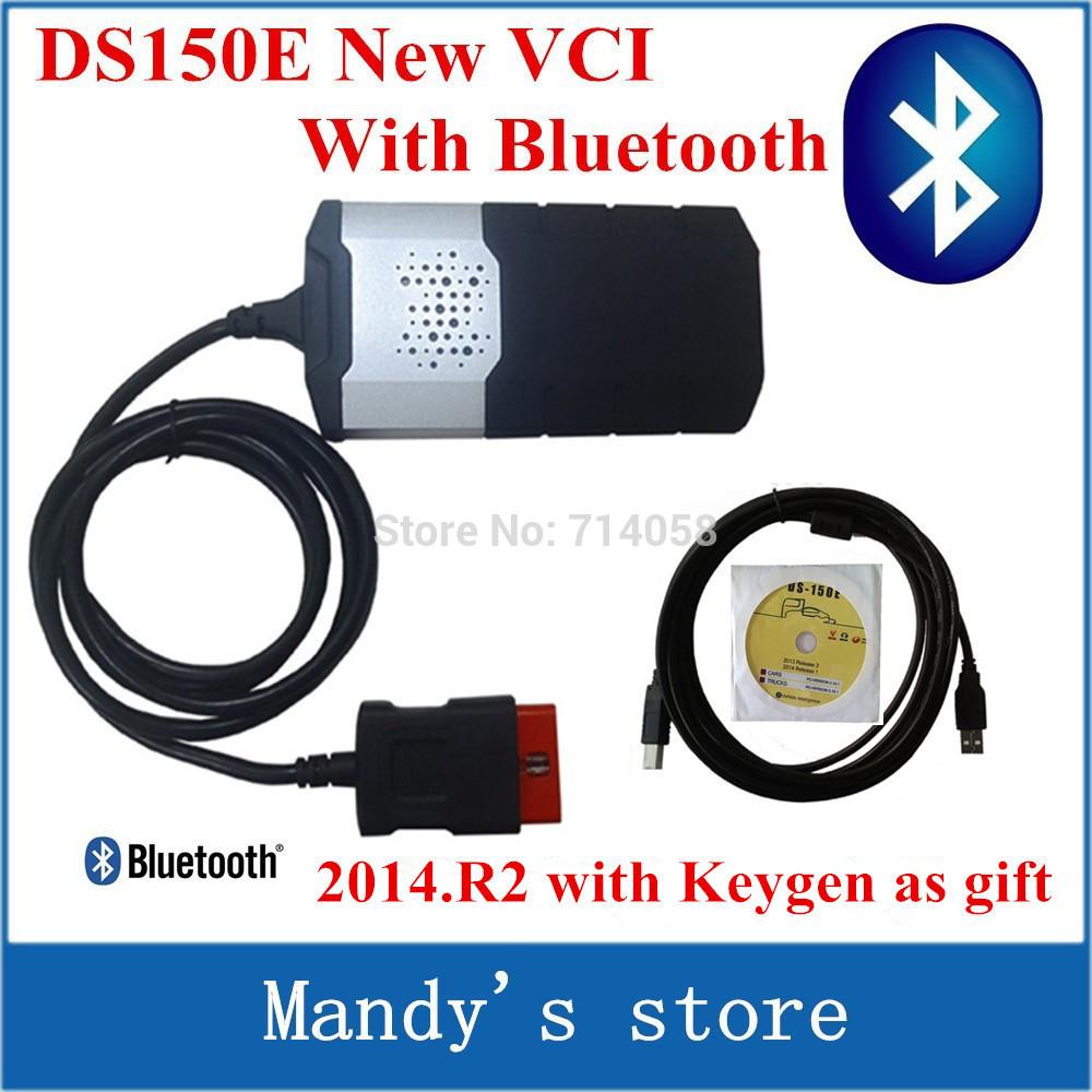 Meistverkaufte!!! 2013.3 r3 keygen neue vci CDP ds150e mit bluetooth
