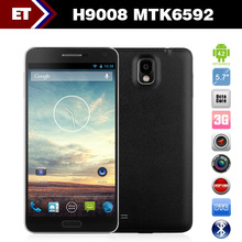 Star H9008 MTK6592 octa core android phones 1.7GHz 2G RAM 16G 5.7 inch FHD 1920x1080 13MP Camera 3G GPS(China (Mainland))