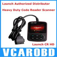 L aunch Creader CR-HD Heavy Duty Code Scanner L aunch CR HD Truck Code Scanner fast  shipping