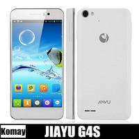 STOCK JIAYU G4S Octa Core 2G RAM MTK6592 Phone JIAYU G4C MTK6582 Quad Core mobile Phone JY WCDMA G4 Advanced 3000mAh cellphone