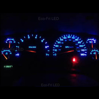 10PCS Super Bright Blue T5 LED B8.5D 509T Car Gauge 1 SMD 5050 Led Speedo Dashboard Dash Instrument Light Bulbs Free Shipping