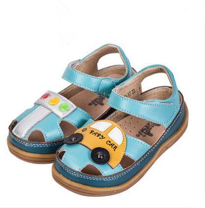 AliExpress.com Product - Cartoon Baotou sandals 2014 new summer children's sandals Korean baby Boys Y00062