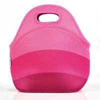 100% Neoprene thermal lunchbox lancheira bolsa de franja thermal bag bolsa termica lunch bags insulation for women lunch tote