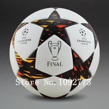 Free shipping Champions league/England league soccer ball seamless PU granules slip-resistant size 5 Football(China (Mainland))