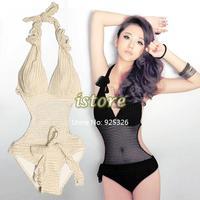 New 2014 Vintage Bikini Women Fashion Sexy Swimsuit Ladies' Swimwear Beachwear Leopard Grain swimwear women#714152